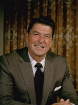 Cali Gov Ronald Reagan