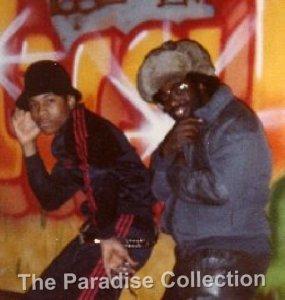 Paradise Gray & LL Cool J