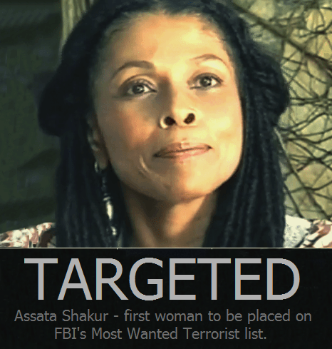 Assata Shakur, Excluding the Nightmare After the Dream