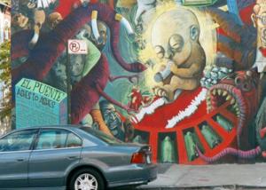 El Puente mural