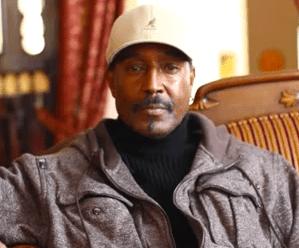 Former Political prisoner Dhoruba Bin Wahad