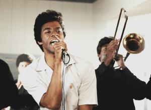 Chadwick Boseman as James Brown