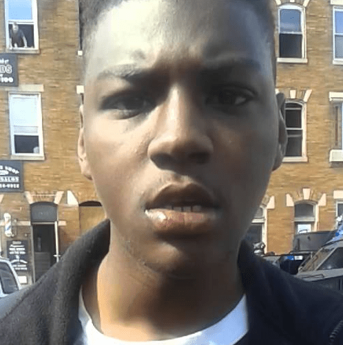 Black Youth in Baltimore Speaks Out About Revolution