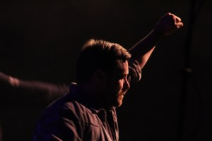 Kelly Finnigan of the Monophonics throws down on the song Alpha Omega