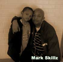 Mark skillz brown-225