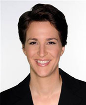 Rachel Maddow Corrects False Assertions made by Pat Buchanan