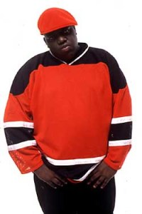 Notorious BIG orange