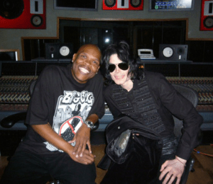 Big Boy and Michael Jackson