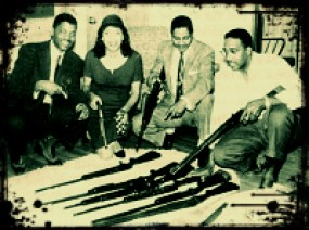 Blacks with Guns