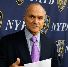 Raymond Kelly NYPD