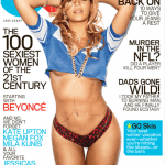Photo of the Day: Beyonce Un-Covers GQ Magazine
