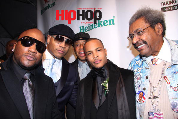 Hip-Hop Summit Action Network Inaugural Ball