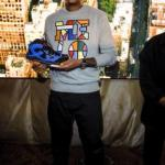 Carmelo Anthony Celebrates The Release Of His New Sneaker At Cipriani In NYC