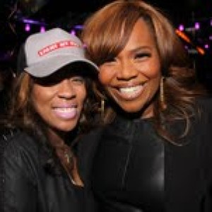 K.Michelle and Mona Scott