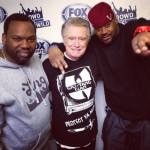 "Ghostface Killah And Raekwon Visit Regis Philbin On ""Crowd Goes Wild"""