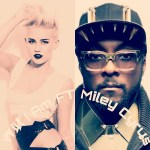 "New Music Alert: Will.I.Am Ft. Miley Cyrus, Wiz Khalifa And French Montana ""Feeling Myself"""