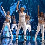 TLC Takes The Stage With Special Guest Lil Mama At The American Music Awards!