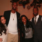 Celebrity Sighting: Chris Bosch, Dwyane Wade, Gabrielle Union and Company