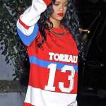 New Fashion Alert: Rihanna's Motif Sweater By Toreau