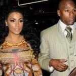 Floyd Mayweather Rips His Ex-Fiance Shantel Jackson On Instagram