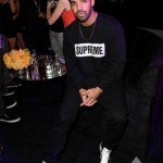 Drake Exits The Building After Breezy Enters…But, Why?