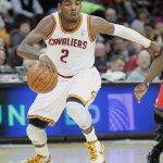 Kyrie Irving Signs Extension With Cleveland
