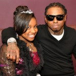"Like Father, Like Daughter? Reginae Carter Releases First Single, ""Mind Going Crazy"""