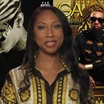 "Word to the Mother! Tyga's Mom Raps to Her Son's Song ""Rack City"""