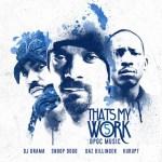 "[New Mixtape Alert] Tha Dogg Pound ""That's My Work 5″"