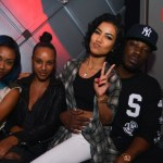 Jhene Aiko Hosts At IVY During Revolt Music Conference In Miami