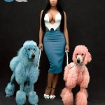 Nicki Minaj Talks Power, Control, And The Anaconda Video In The GQ November Issue