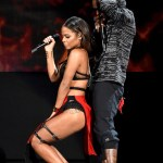 "Hot or Not? Lil Wayne and Christina Milian Performs ""Start A Fire"" at American Music Awards"