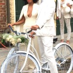Shocking Photo: Did Solange Have An Allergic Reaction to Jay Z On Her Wedding Day or Was it the Gumbo?