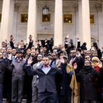 Congressional Staffers Protest Eric Garner and Mike Brown Decisions By Walking Off Job