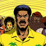 Adult Swim's BLACK DYNAMITE Releases Trailer For Season Finale W/ Tyler, The Creator, Erykah Badu, and More