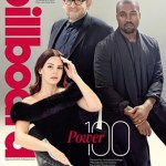 Kanye West Covers Billboard's Power 100 Issue