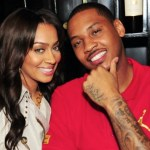 LaLa Allegedly Cheats On Carmelo With Maino And His Baby Mother Is Not Happy About It!