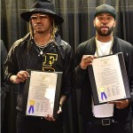 Rapper Future and Super Producer Mike Will Gives for The Holidays #MakingWishesMatter