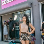 "ROSA ACOSTA, AKON, TRINIDAD JAME$ AND MORE CELEBRATE ONE-YEAR ANNIVERSARY AND BEAUTY BAR EXPANSION AT ""COSSAMIA"""