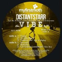 DistantStarr: The Vibe EP