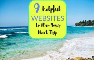 Use These 9 Websites for Planning Your Next Trip