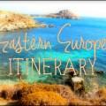 eastern europe itinerary