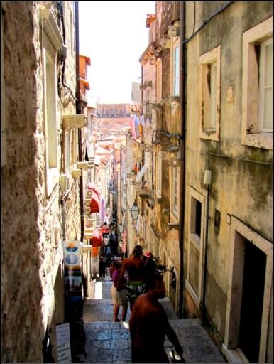 dubrovnik sobe old town