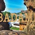 badami cave temples india