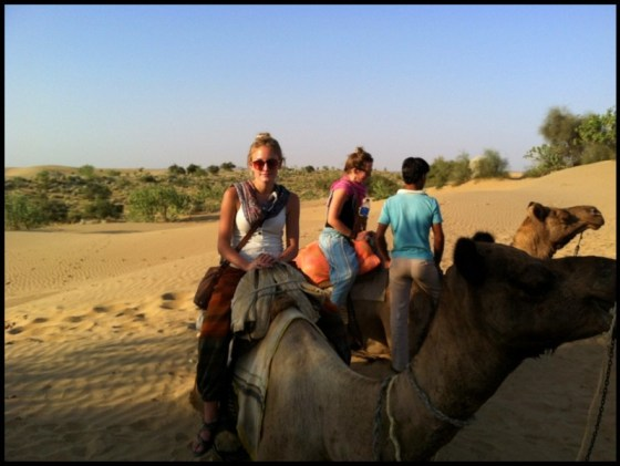 jaisalmer camel safari tips