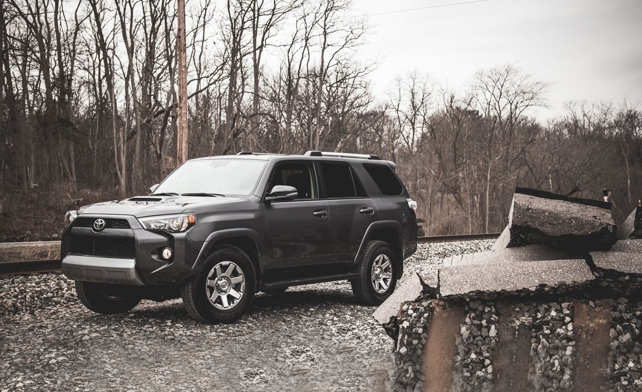 2014 Toyota 4Runner 4WD Test – Review – Car and Driver