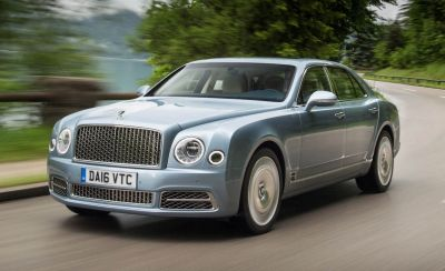 2018 Bentley Mulsanne Reviews | Bentley Mulsanne Price, Photos, and Specs | Car and Driver