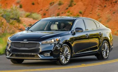 2017 Kia Cadenza First Drive – Review – Car and Driver