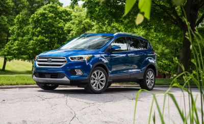 2017 Ford Escape   In-Depth Model Review   Car and Driver