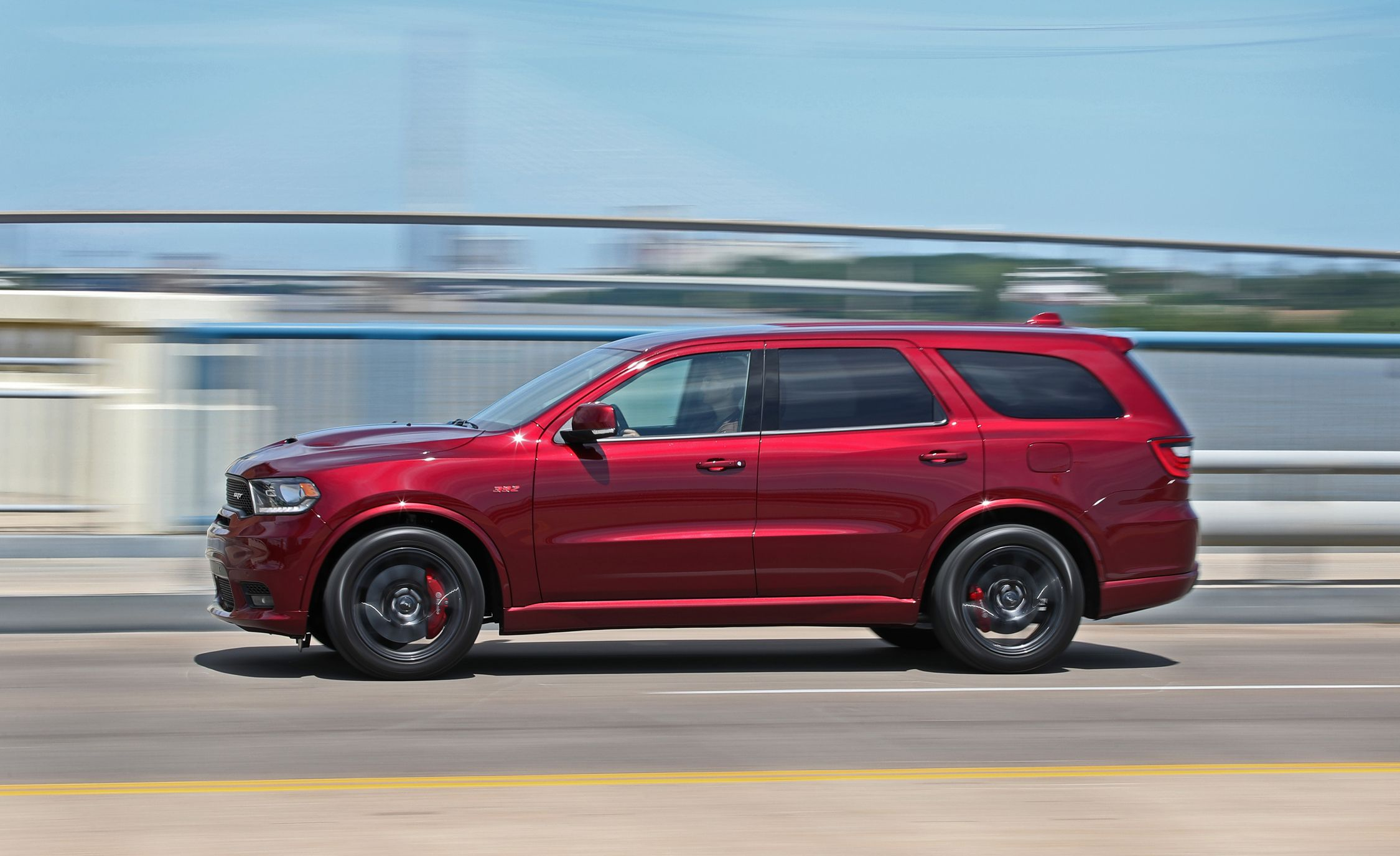 2018 Dodge Durango SRT   Fuel Economy and Driving Range Review   Car and Driver